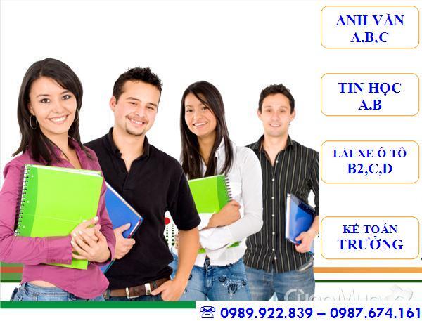 Đào tạo ngắn hạn 2014